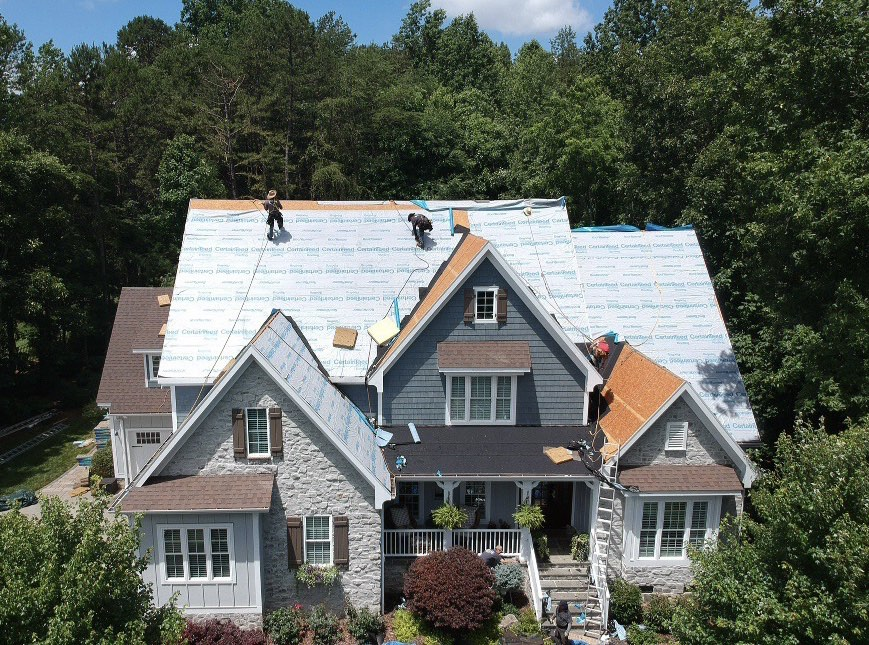 Roofing Contractor Charlotte NC